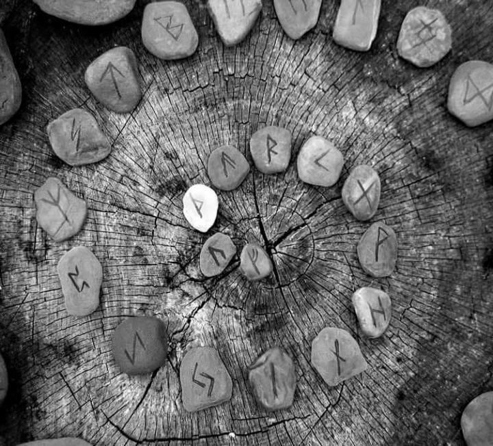 Spiraling Runes