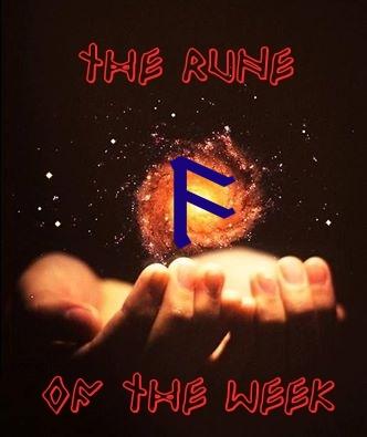 Rune of the Week - Ansuz