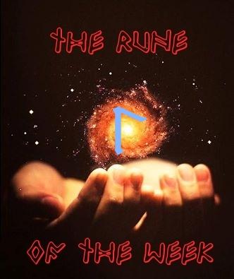 The Rune of the Week - Laguz