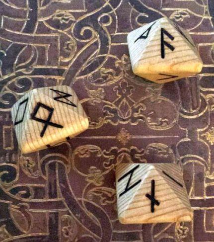 Rune Reading 11-11-11